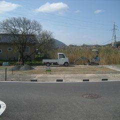 仁摩町の町に近く、9号線に近い土地